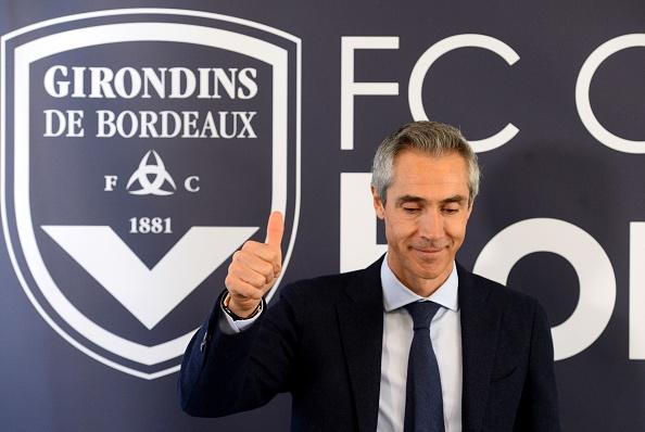 """Bordeaux """"prend acte"""" des envies de départ de Paulo Sousa"""