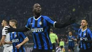 Romelu Lukaku Inter Cagliari