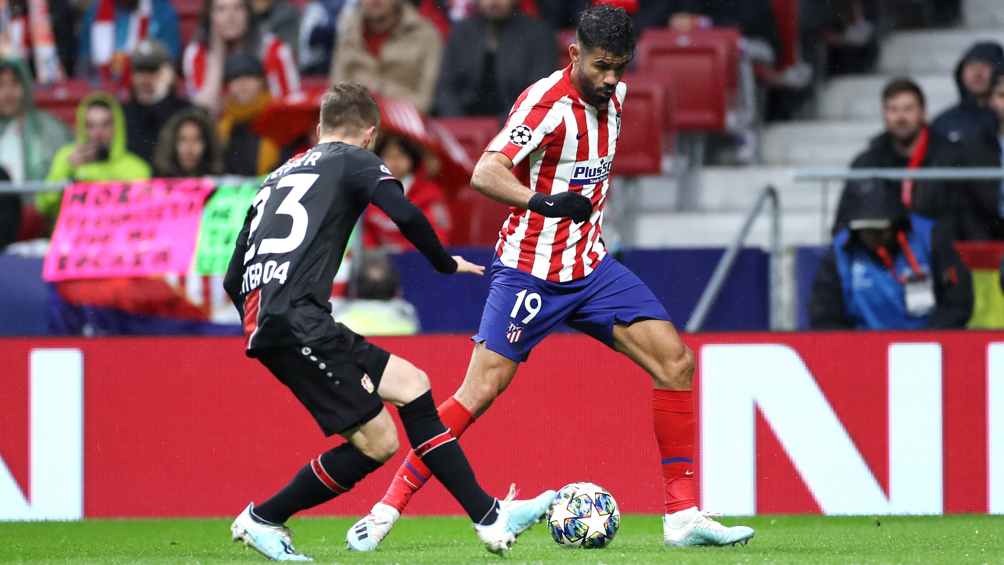 Bayer Leverkusen Vs Atletico Madrid Tv Live Stream Highlights Ticker Aufstellungen Und Co Hier Läuft Die Champions League Goal Com