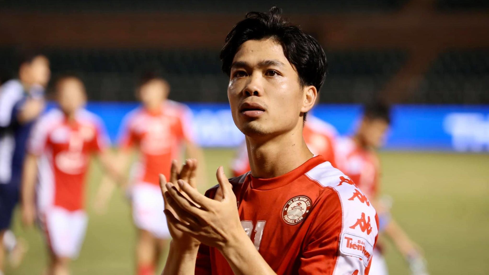 Chuyển nhượng V.League: Bầu Đức đồng ý để Công Phượng thi đấu cho CLB TP.HCM  tới hết mùa giải | Goal.com