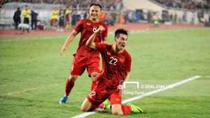 Nguyen Tien Linh - Nguyen Trong Hoang Vietnam vs Malaysia | 2022 FIFA World Cup qualification (AFC)
