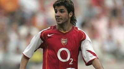 Cesc Fabregas Arsenal 2004