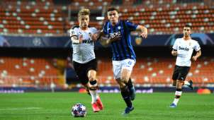 Valencia Atalanta Wass Gosens