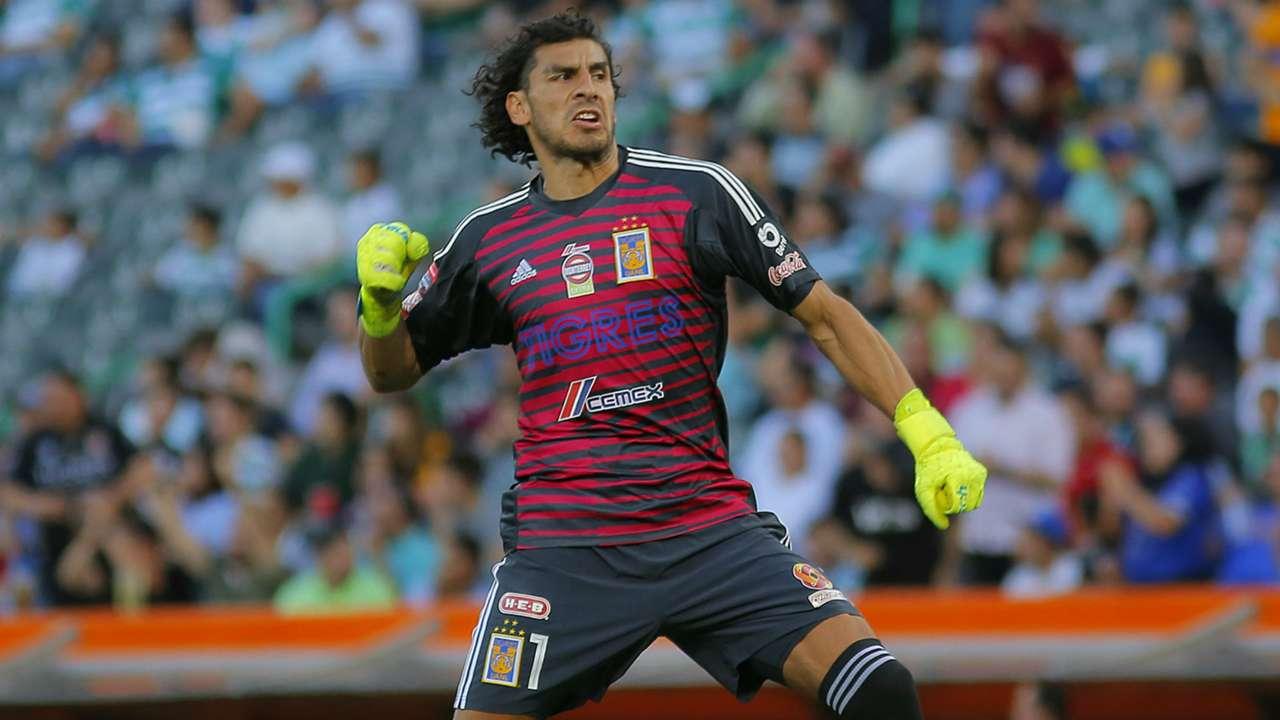 Nahuel Guzman Tigres Concacaf Champions League 2019
