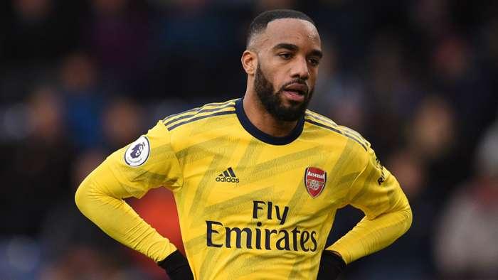 Alexandre Lacazette Burnley vs Arsenal 2019-20