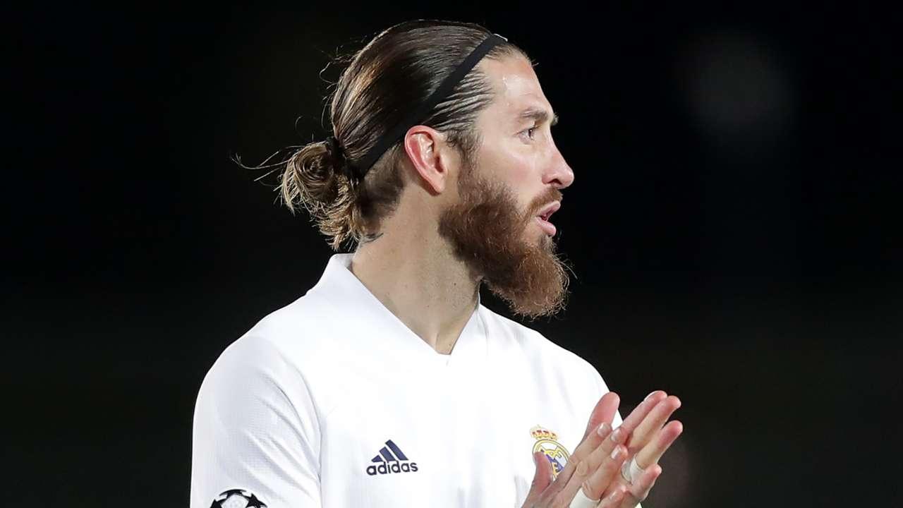 Sergio Ramos, Real Madrid, Champions League 2020-21