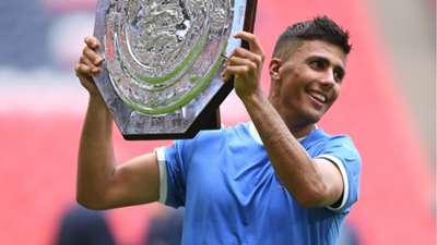 Rodri Manchester City 2019-20