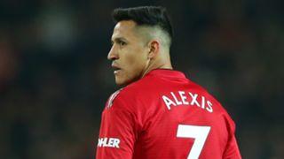 Alexis Sanchez Man Utd 2018