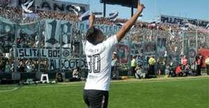 Iván Morales Colo Colo Wanderers 151017