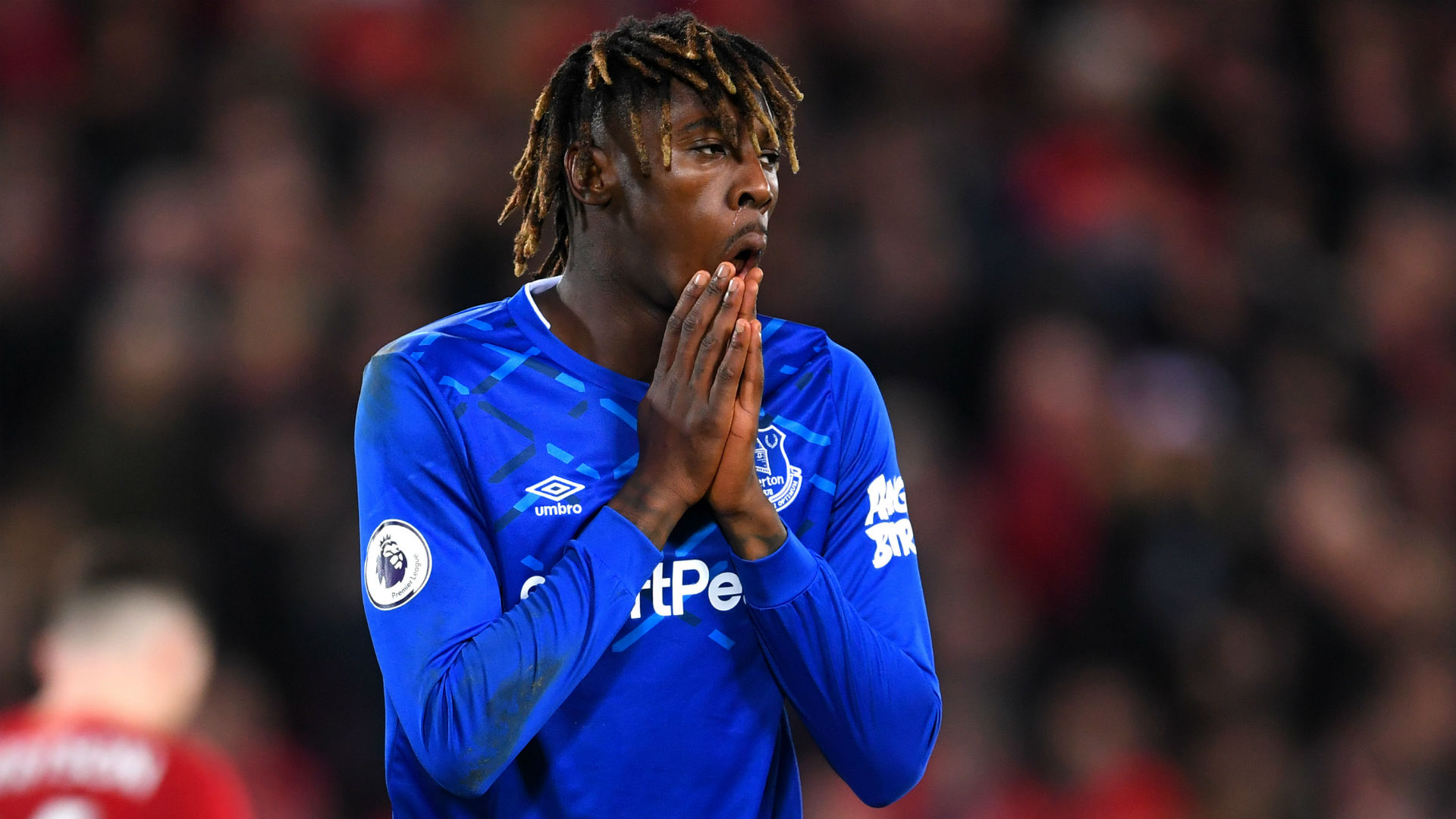 Everton 'appalled' by Moise Kean's lockdown party