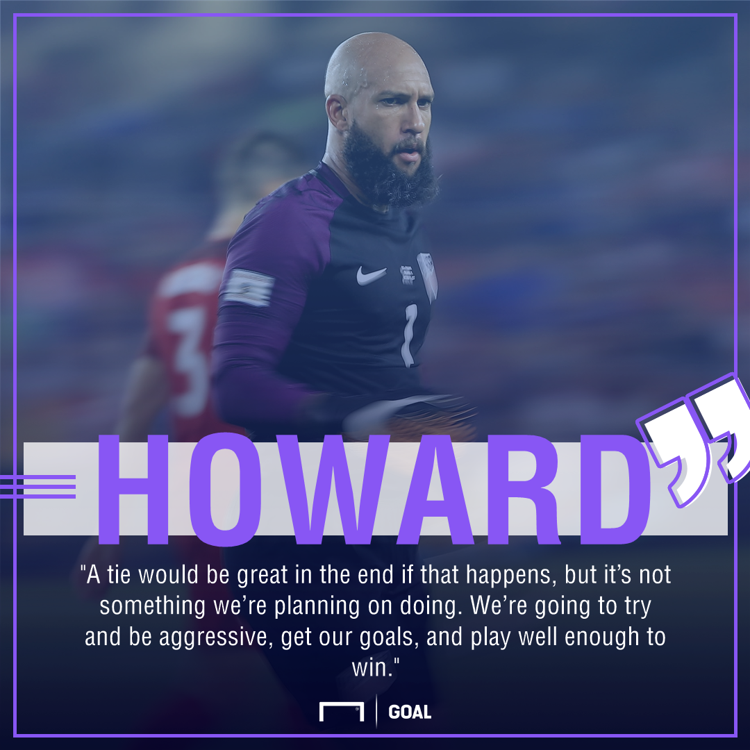 Tim Howard quote gfx