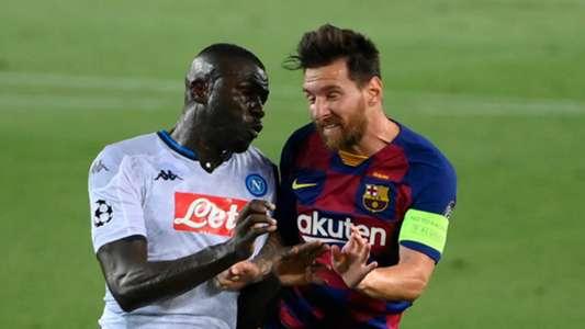 (Champions League) Messi chấn thương, Setien lập tức trấn an | Goal.com