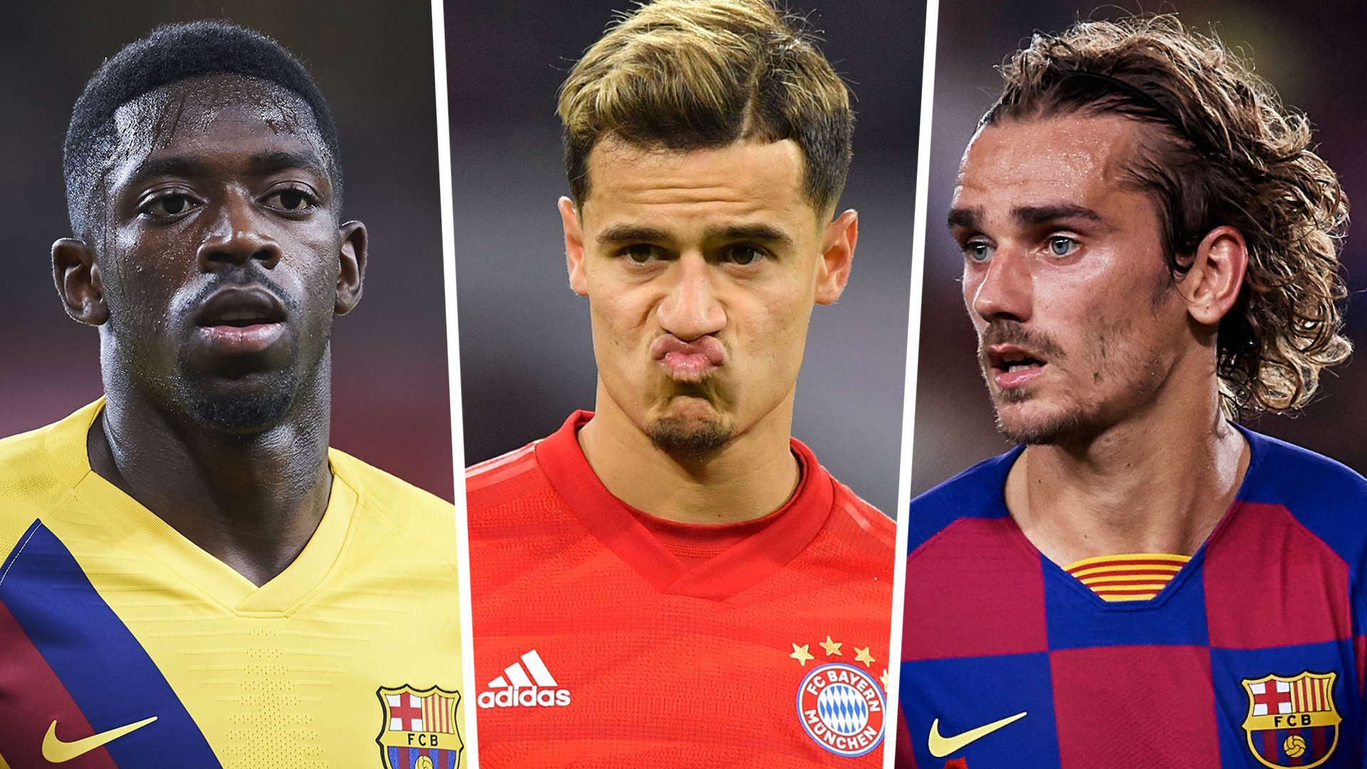Camp Nou clearout: Coutinho, Griezmann all the players Barcelona would sell to buy Lautaro