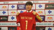 Shin Tae-yong - Indonesia