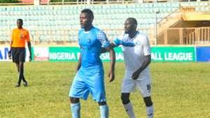 Victor Chidume, Mfon Udoh - Remo Stars vs Enyimba