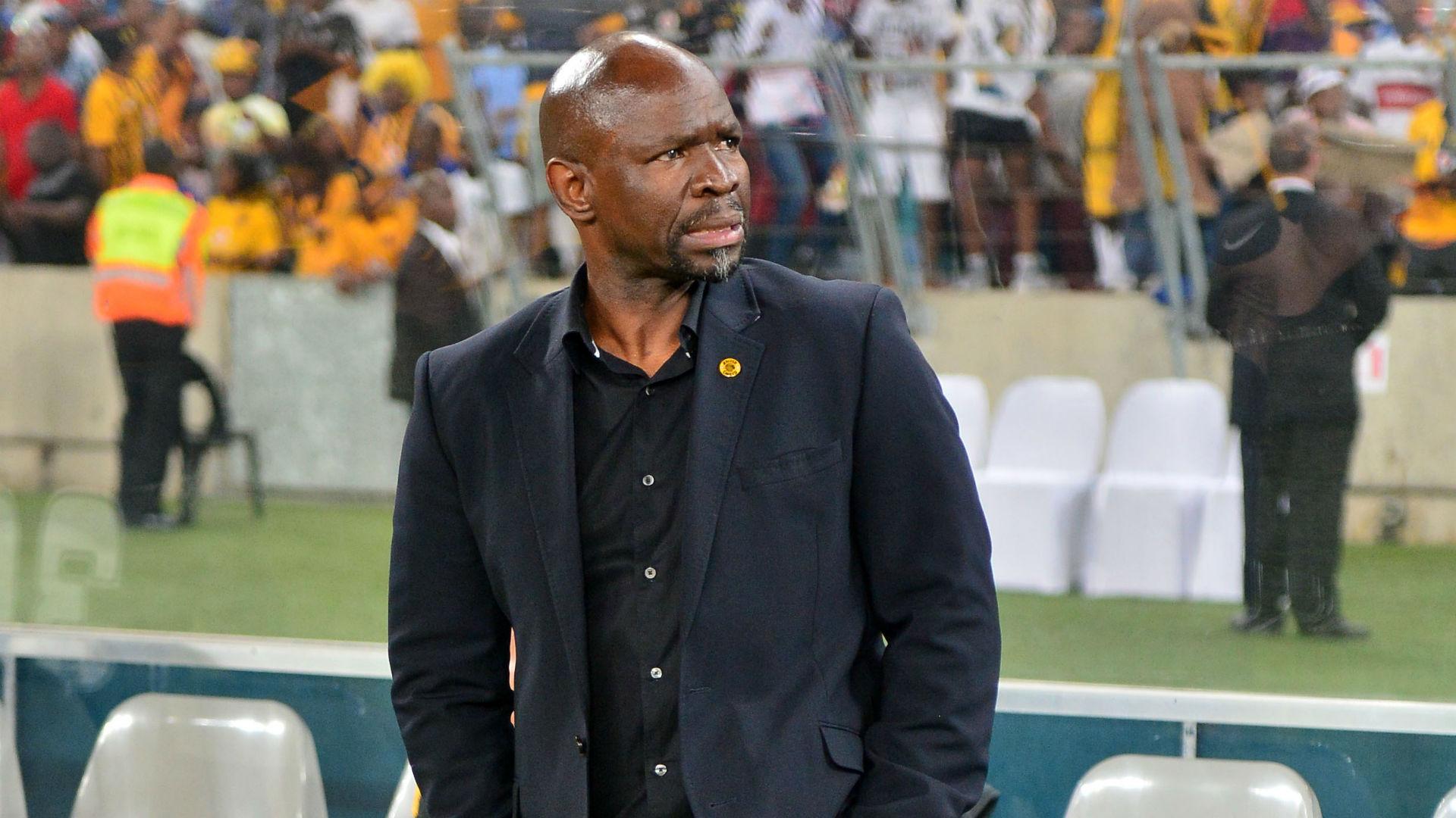 I'm joining Mamelodi Sundowns as senior coach - Komphela