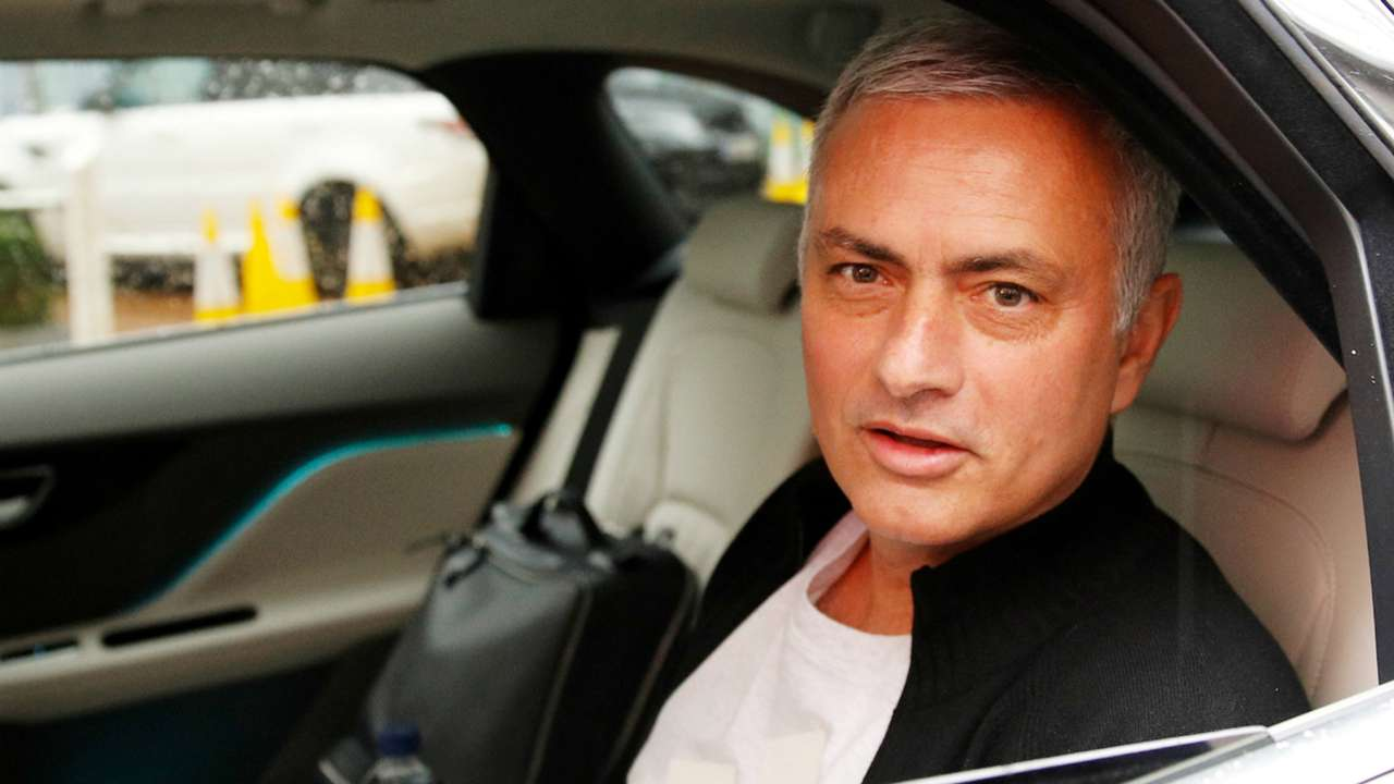Jose Mourinho 12182018