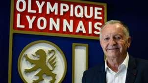 Jean-Michel Aulas Lyon
