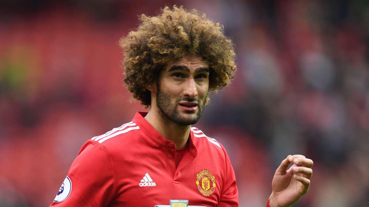 Maroune Fellaini, Man Utd