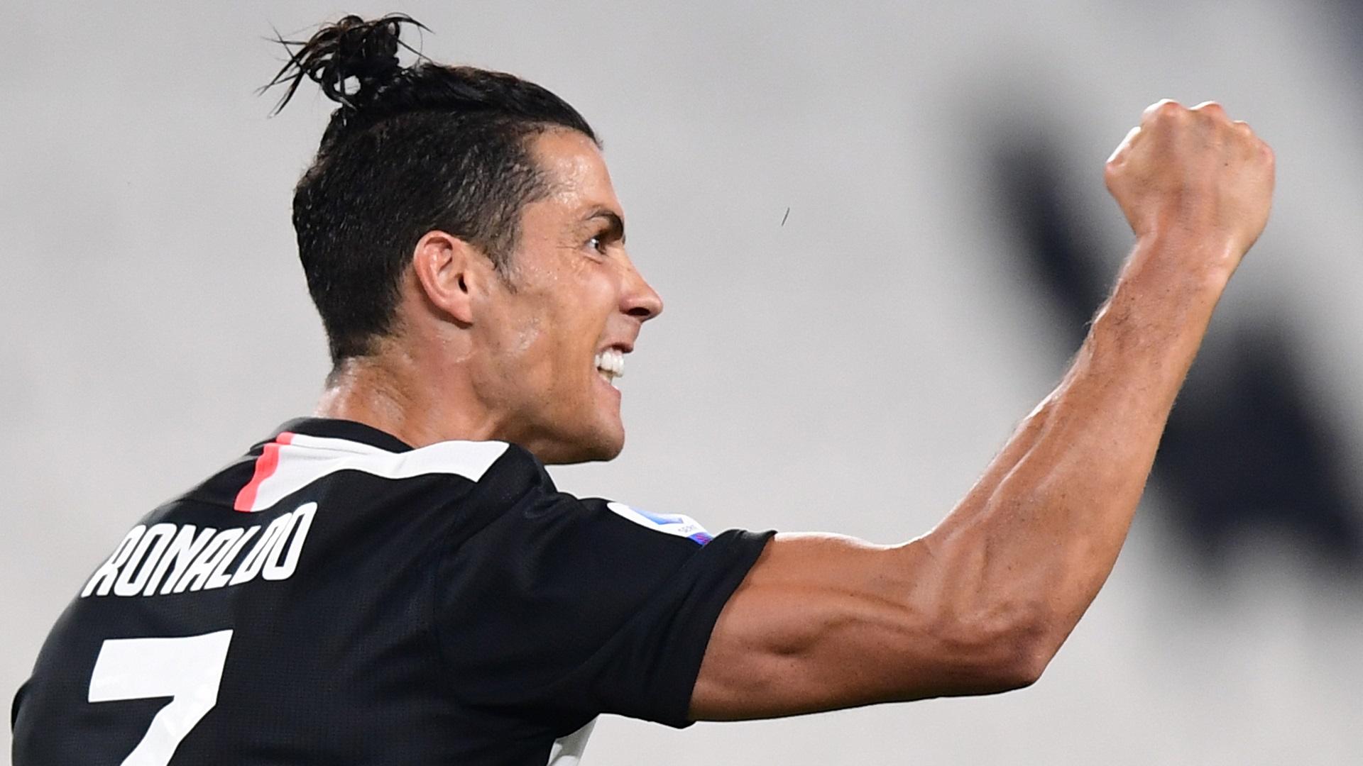 Ronaldo scores in Juventus rout