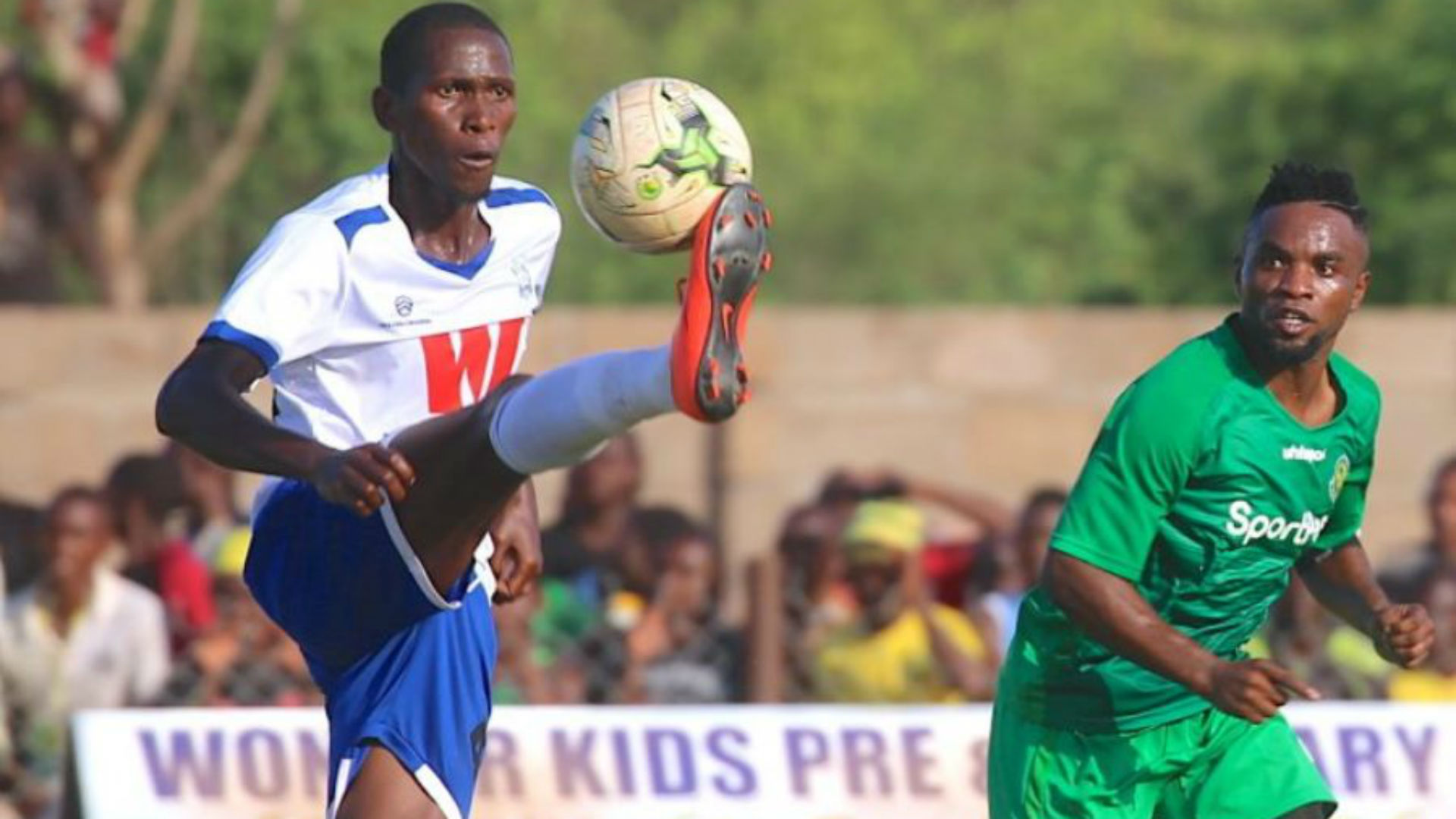 Lusajo: Namungo FC star sets target of 20 goals in Mainland League
