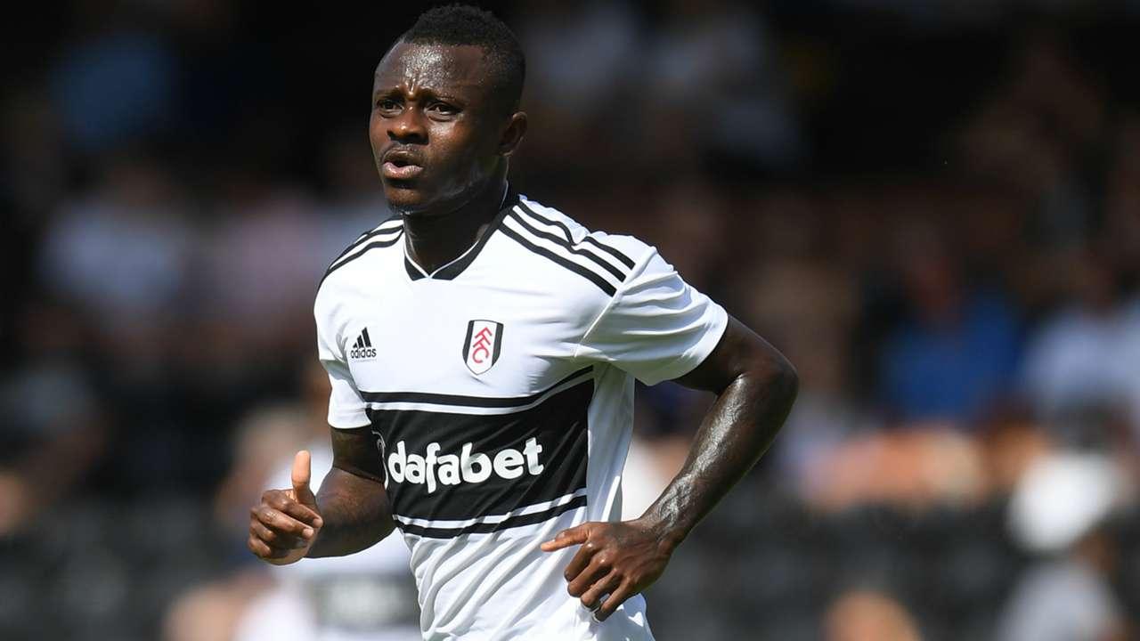 Jean Michael Seri, Fulham v Celta Vigo - Pre-Season Friendly