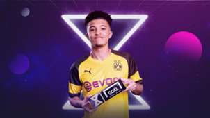 Jadon Sancho, NxGn 2019 winner, WIDE