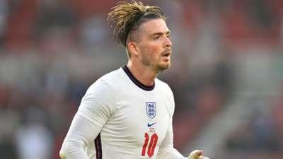 Jack Grealish England 2021