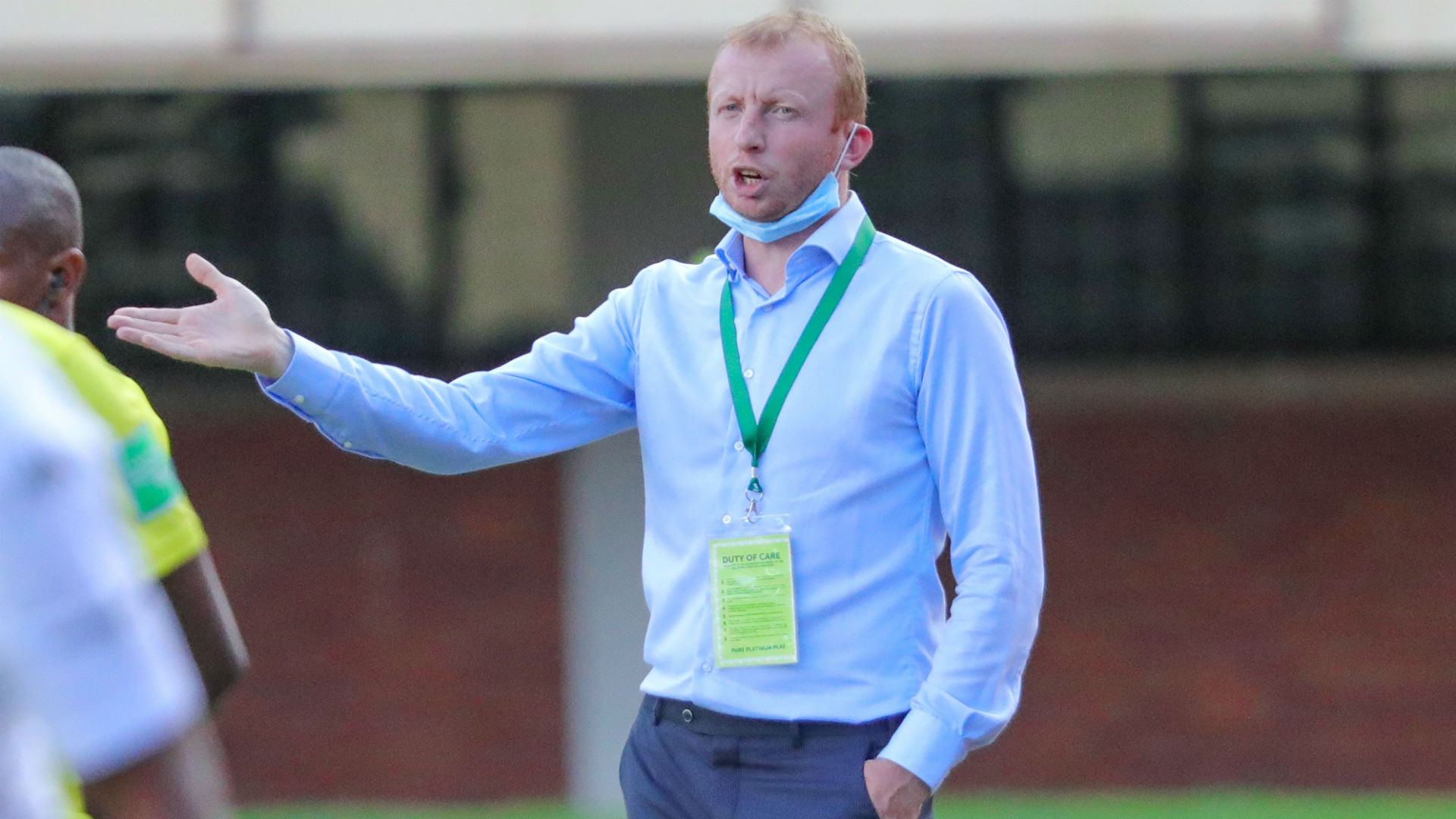 'Proud of what we achieved' – Vandenbroeck on why he left Simba SC