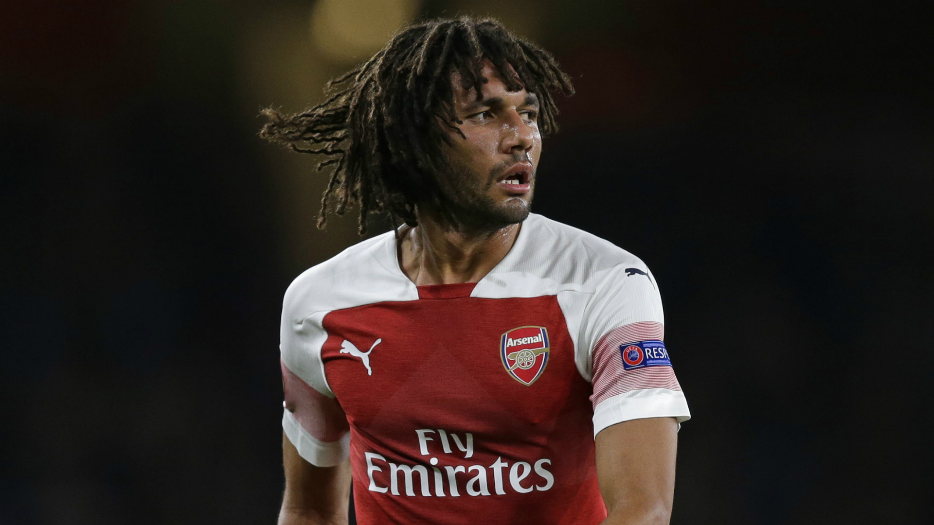 Elneny: Arteta praises midfielder's character, unsure of his Arsenal future