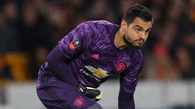 Sergio Romero - Manchester United