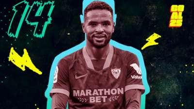 Goal 25 2020 14 Youssef En-Nesyri Sevilla Morocco