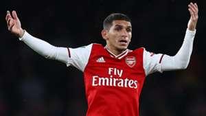 Lucas Torreira Arsenal 2019-20