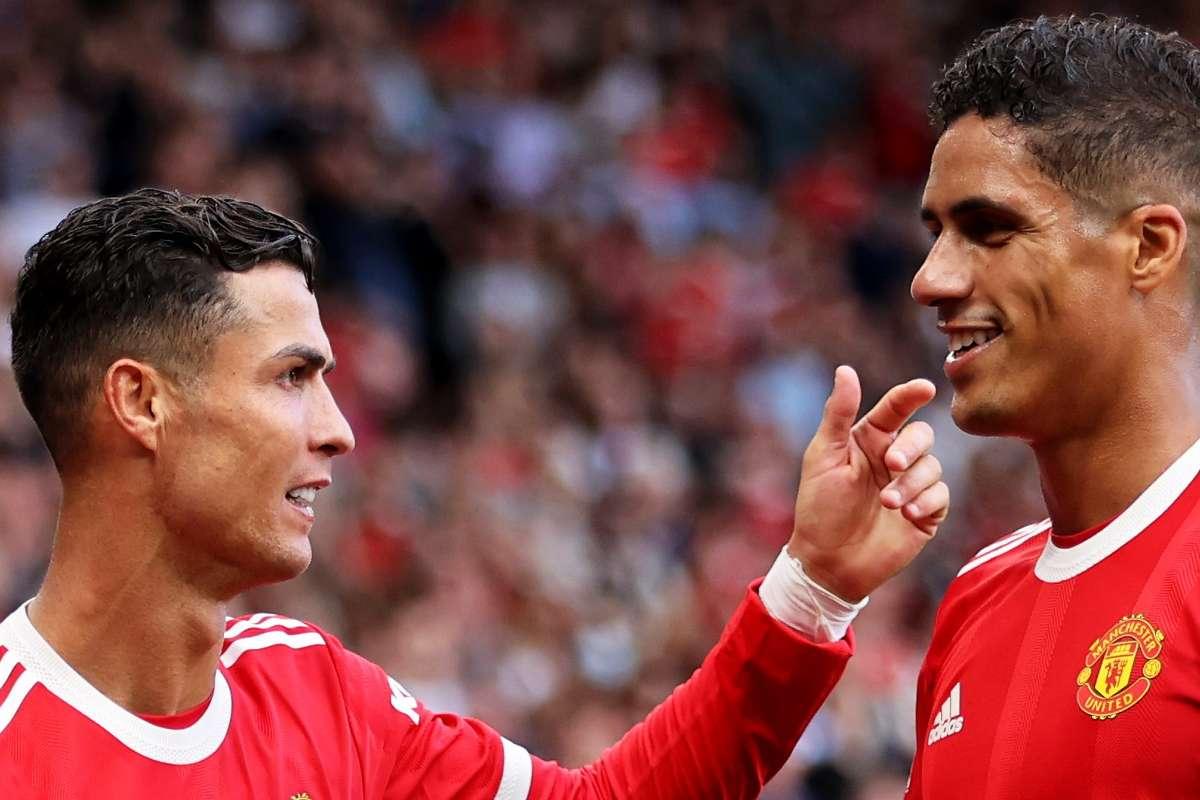 Varane talks up Ronaldo benefit at Man Utd & hopes to recreate Ramos  partnership with Maguire | Goal.com