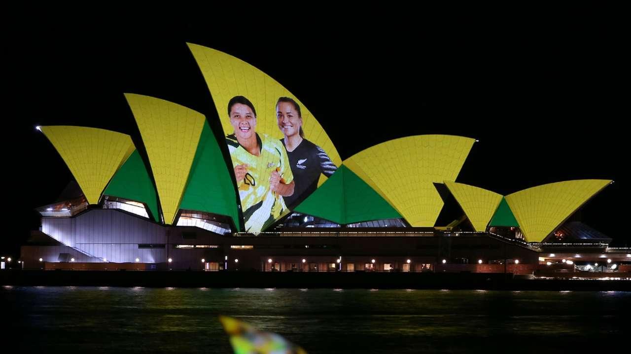 Australia New Zealand WOmen's World Cup 2023