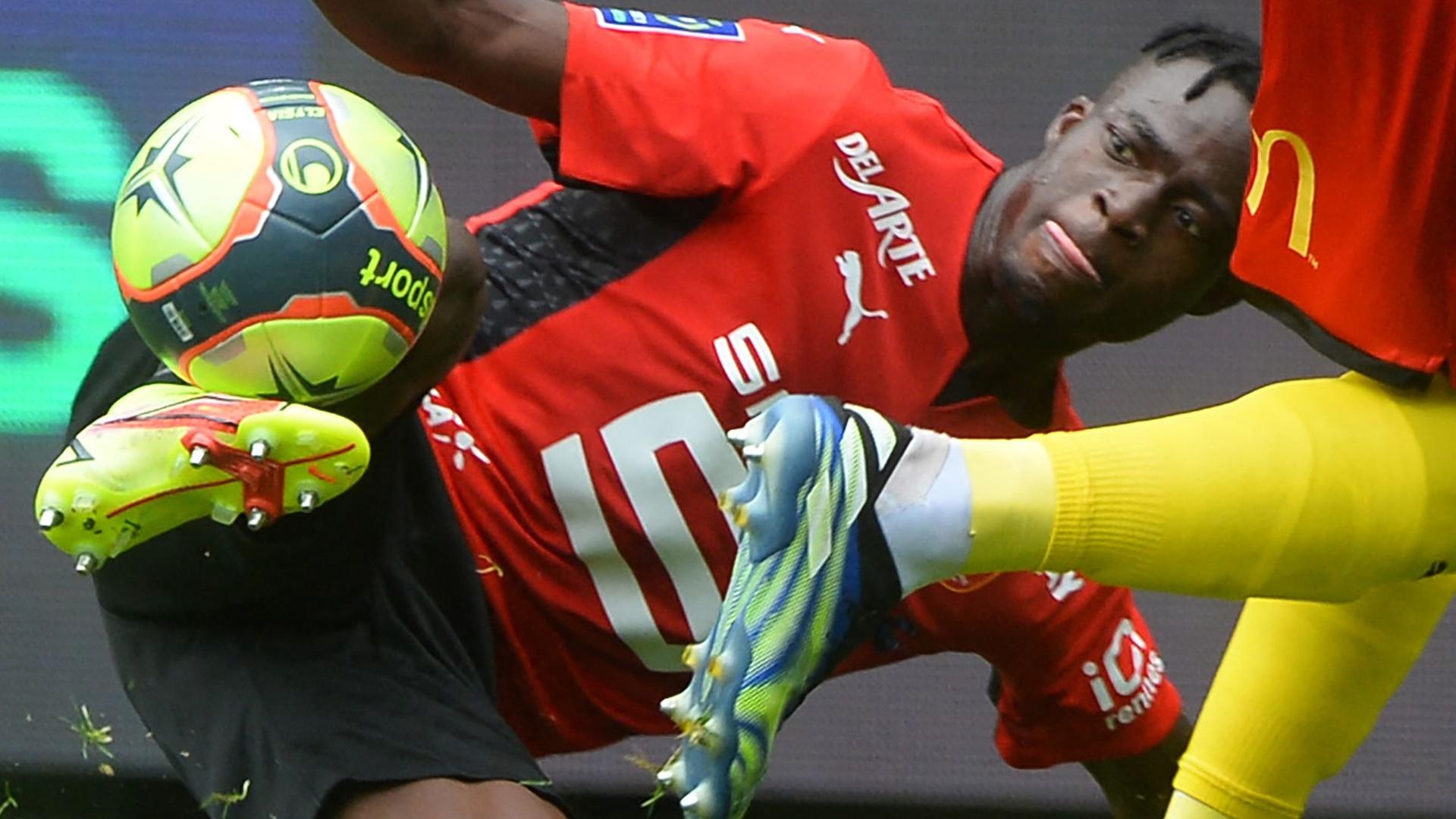 Kamaldeen: Stade Rennes boss Genesio wants Ghana sensation to find new 'weapons'