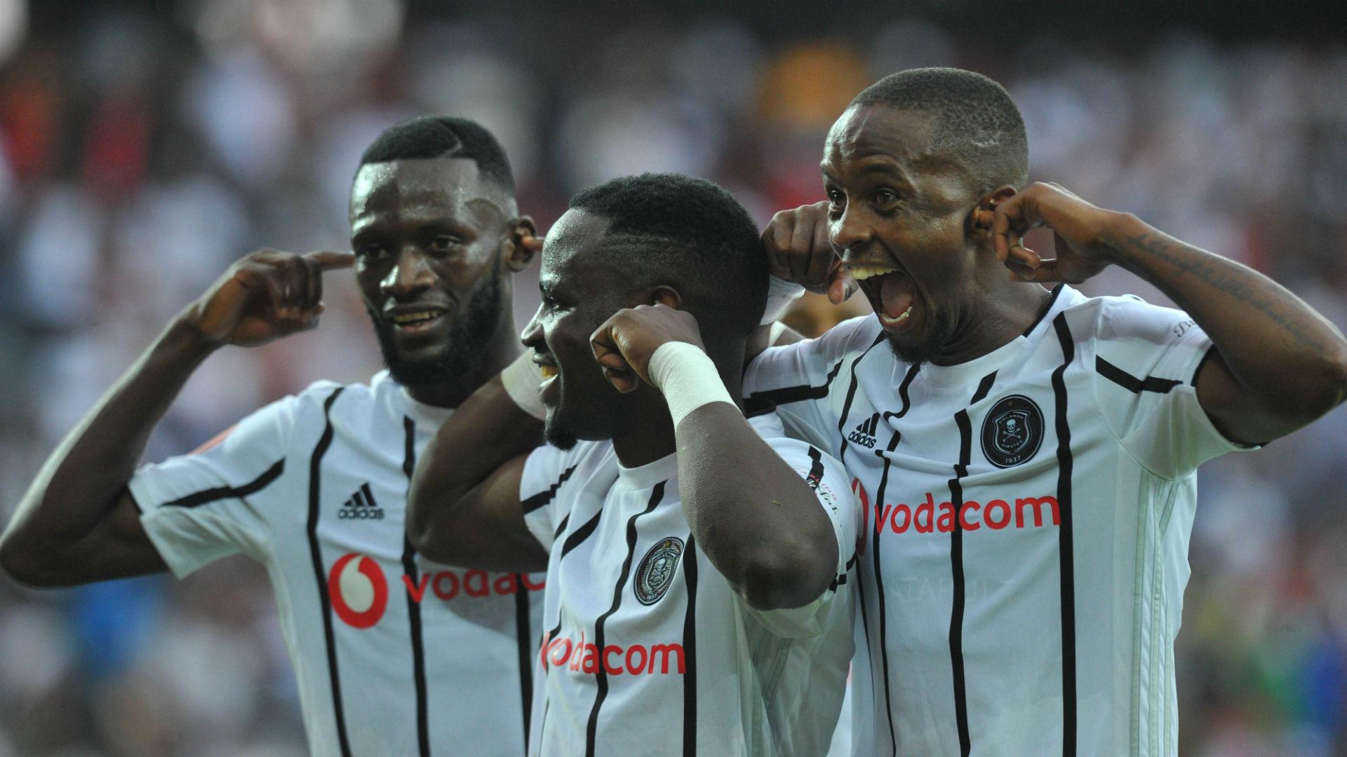Orlando Pirates 3–1 Highlands Park: Pirates continue with winning run in Soweto