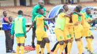 Mathare United v Kariobangi Sharks.