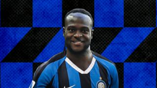 Victor Moses Inter GFX