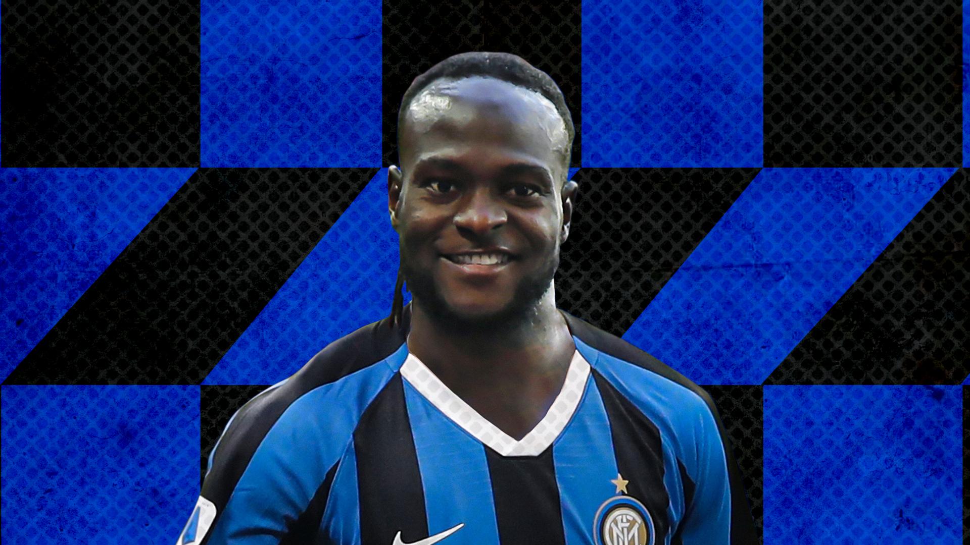 Victor Moses Inter GFX