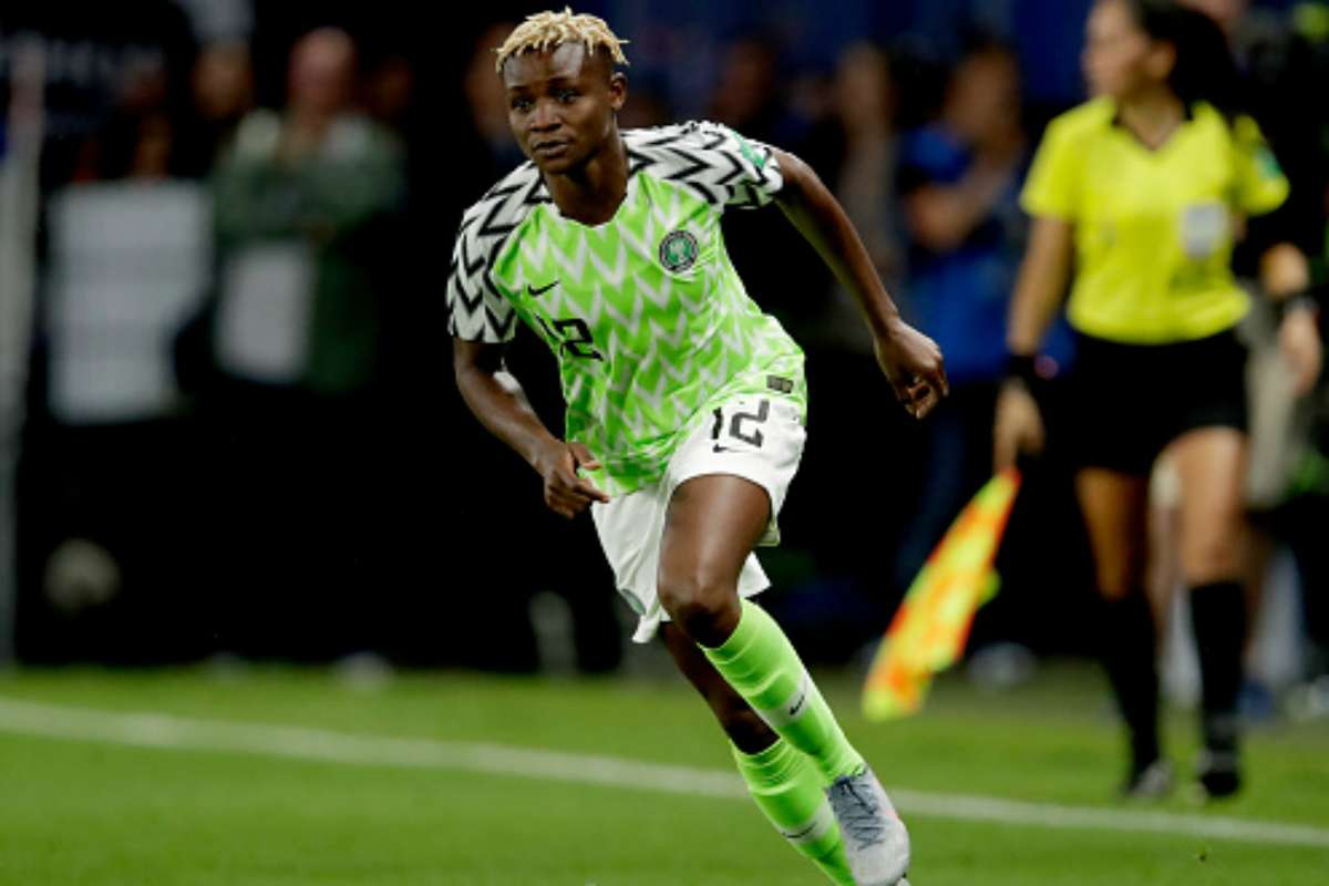 Nigeria's Uchenna Kanu: I wasn't expecting to be at the Women's World Cup |  Goal.com