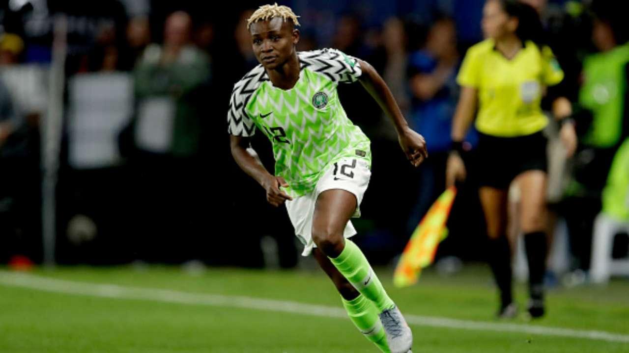 Uchenna Kanu - Nigeria