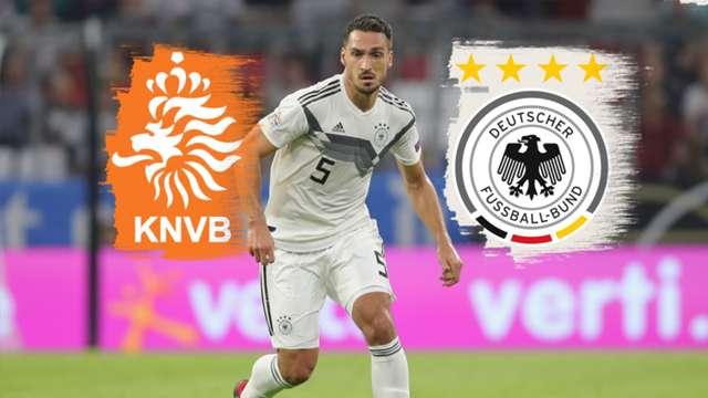 Wer Zeigt Ubertragt Deutschland Gegen Holland Live Im Tv