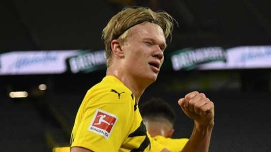 Haaland gets year of free food from ex-Germany international's restaurant after scoring for Dortmund against rivals Schalke | Goal.com