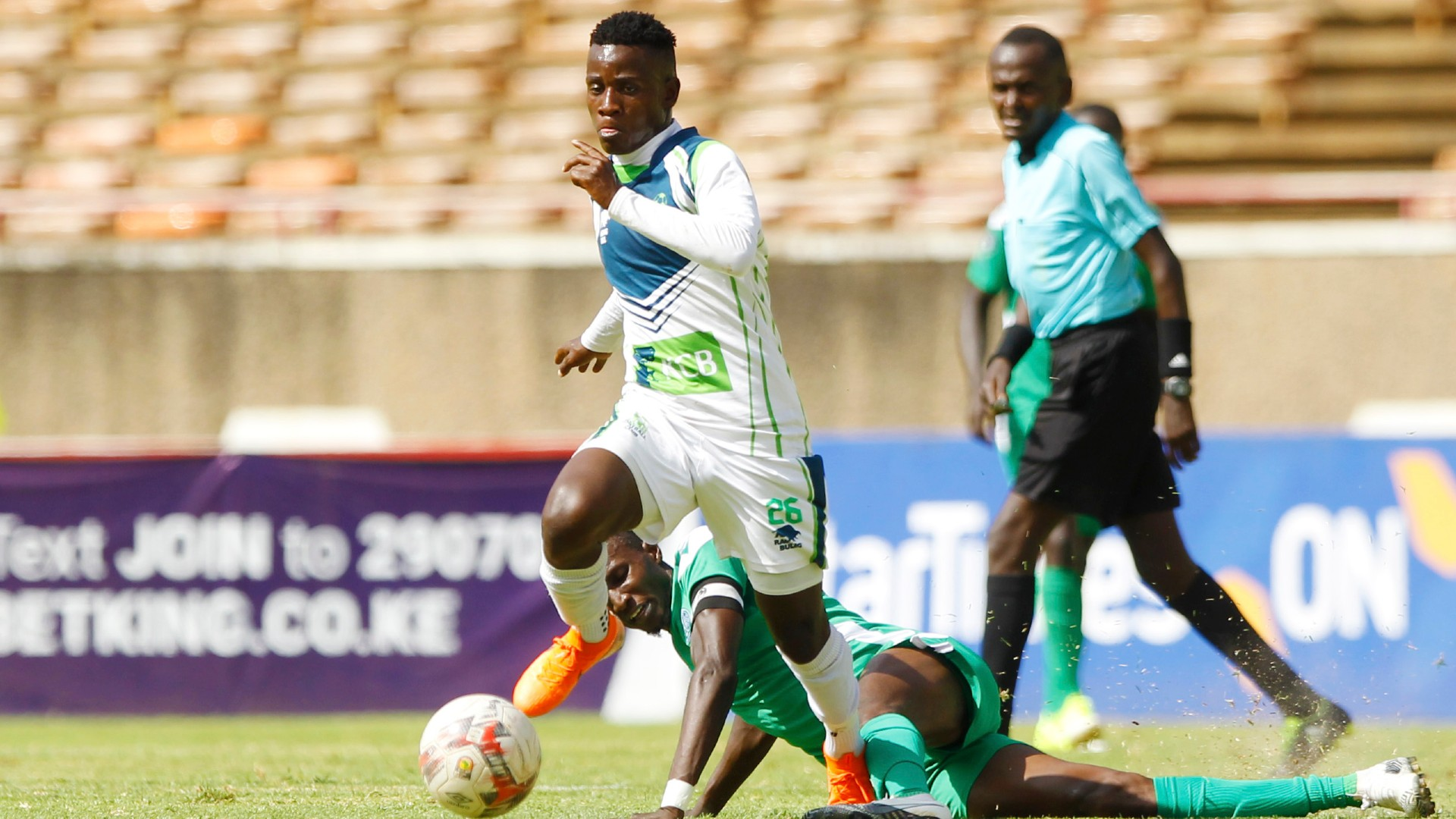KCB 0-0 Gor Mahia: Advantage Tusker as K'Ogalo stop Bankers from going top