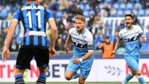 Lazio Atalanta Immobile Luis Alberto