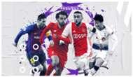 Champions League Halbfinale semi finals GFX