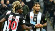Yedlin Newcastle 2019