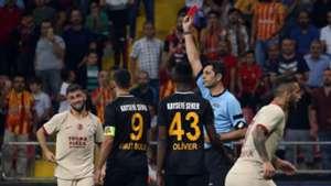 Mustafa Ogretmenoglu Kayserispor Galatasaray