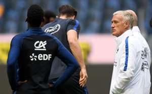 Deschamps Pogba Frankreich